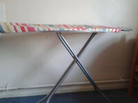 Minky Height Adjustible Ironing Board