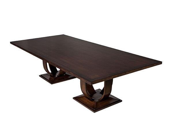 Your Guide To Burl Dining Tables EBay