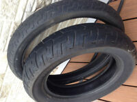 Harley Sportster Tires - Front and Rear