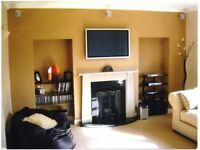 Professional Plasma/lcd Wall Mount Tv Installations service From £40(can also supply wall brackets)
