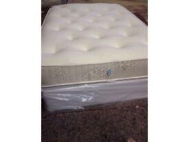 Brand new kingsize memory foam mattress