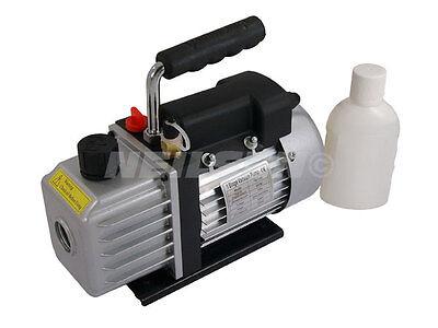 3CFM 1440rpm Compact AC Air Conditioning Refrigeration Testing Vacuum Pump