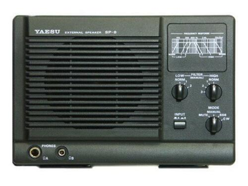 YAESU SP-8 EXTERNAL SPEAKER W/FILTER