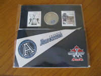 Argonauts coin and stamp Grey Cup