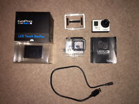 GoPro hero 3+ / with LCD Screen.