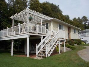 Port Elgin Marina View House for Rent
