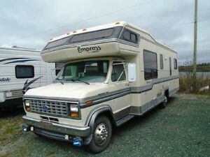 Wanted RV rental