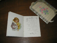 Vintage Greeting Cards -- FROM PAST TIMES Antiques - 1178 Albert