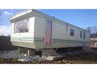 WILLERBY Herald 34 x 10, 3 bedroom Caravan. Static / Mobile, ideal for self build