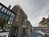 1 bedroom flat in Hospital Street, Nantwich, CW5 (1 bed)