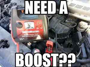 NEED A BOOST? GOT FLAT TIRE? NEED GAS? LOCKED OUT?
