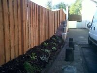 Timber Fencing Service, Local & Reliable, 25 Years Experience..
