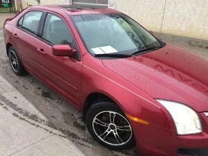 2006 Ford Fusion SE - REDUCED PRICE OF $3300