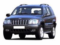 2004 JEEP GRAND CHEROKEE 2.7 CRD Overland Auto DIESEL SERVICE HIST