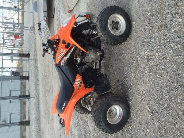 Used 2009 Kymco DVX/MOONGOOSE 300
