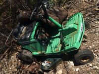 Parts lawn mowers $20