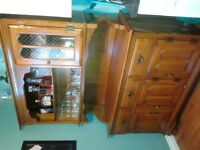 china cabinet made by Villas