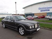 BENTLEY ARNAGE 6.8 T 4d AUTO 451 BHP