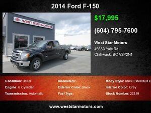 2014 Ford F-150 XLT Pickup Truck