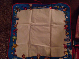 AQUADOODLE TRAVEL, FLOOR MAT, DISNEY & CARRY BAG LOT Kitchener / Waterloo Kitchener Area image 2