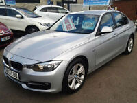 BMW 320 2.0TD 320d Sport (FULL LEATHER+SAT NAV)