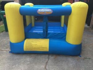 Kidpower bouncy castle