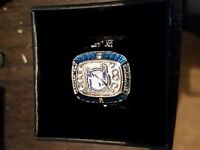 Molson Canadian Stanley Cup Tampa Bay collectible ring