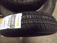 """145 x 10 145 80 x 10 TYRES FOR TRAILERS OR CLASSIC MINIS - TUBES & 10"""" WHEELS ALSO AVAILABLE"""