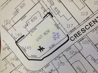 4 VACANT LOTS FOR SALE OR RENT - GREGOIRE PARK