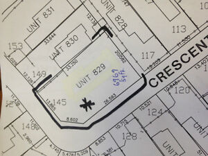 VACANT LOTS FOR SALE OR RENT - GREGOIRE PARK