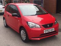 SEAT MII S A/C (red) 2012