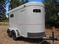 Cavallo 1981 Double Horse Trailer