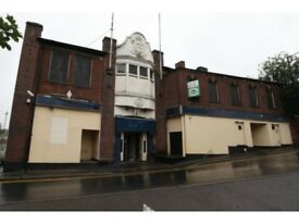 Commercial space for rent or sale in Walsall