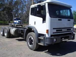 INTERNATIONAL 2350G CAB CHASSIS - *Rent-to-Own $359pw Campbellfield Hume Area Preview