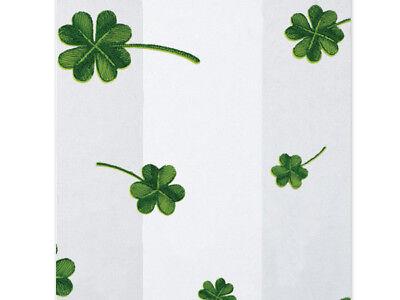 Green Cellophane (Lucky Shamrock GREEN CLOVER 4x2x9