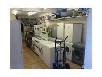 Washing Machine,Tumble Dryer,Cooker,Fridgefreezer,Fridge,Freezer 3 Months G'TEE