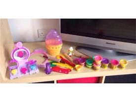 Play doh accessories and Play doh