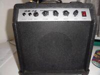 bass guitar amp