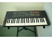 Electric Keyboard, full size, with stand