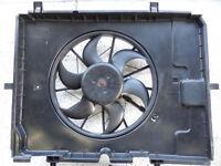 MERCEDES-BENZ SLK320,230 RADIATOR ENGINE COOLING FAN ASSY 1