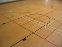 Wanted: Gymnasium, Basketball Court, Sports Hall, Gym reclaimed flooring.