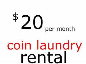 convert any washing machine  into a coin laundry 647-931-1829