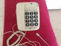 Telephone - BT Big Button - SOLD