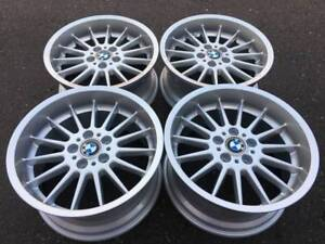 RARE Genuine BMW Style 32 18x8 18x9 rims in showrm condition