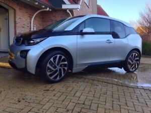 BMW i3 électrique Rex Range Extender Full Cuir Tera bas Km