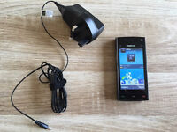 Nokia X6 Touch Screen Phone With Charger