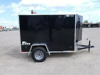 2015 Stealth Trailers 5x8+ Titan Series - STET
