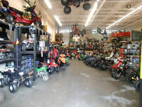 ***BEST DEALS ON ALL GIO AND TAO TAO AT SINCLAIR'S MOTORSPORTS**