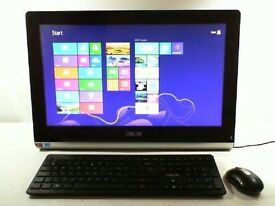Asus ET2221A AMD A6-5650M 1TB HDD 8GB RAM Windows 8 ALL in One FULL HD