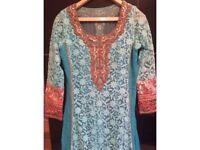 Beautiful Long & Elegant Indian/Pakistani Dress
